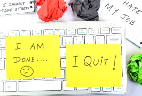 Before you impulsively quit your job as part of the 'Great Resignation,' do these four things