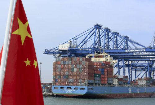 China's exports missed forecast in March, while imports rose more than expected