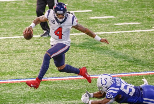 Nike suspends endorsement of NFL star Deshaun Watson over sexual misconduct allegations