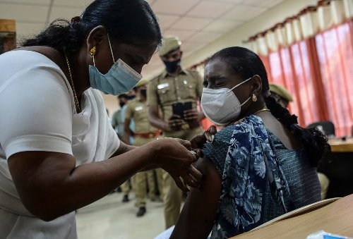 Rich countries are refusing to waive the rights on Covid vaccines as global cases hit record levels