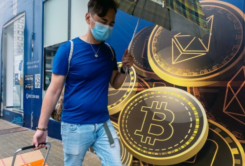 Bitcoin and ether slide as China intensifies crackdown on cryptocurrencies