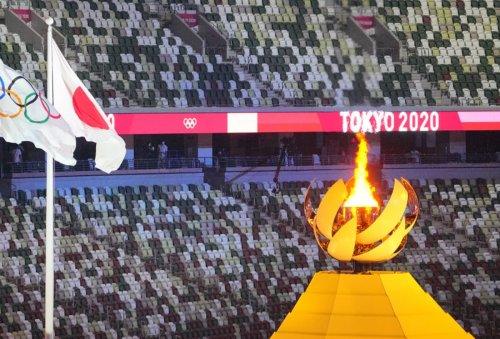 China criticizes NBC Universal for showing 'incomplete map' during Olympic opening ceremony
