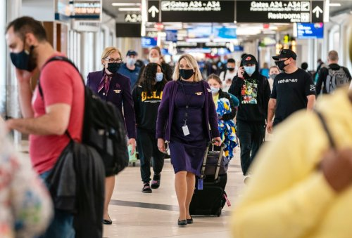 'It's out of control.' Airlines, flight attendants want stiffer penalties for unruly passengers