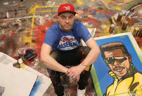 This 36-year-old Brooklyn artist made over $46,000 in six weeks selling NFTs