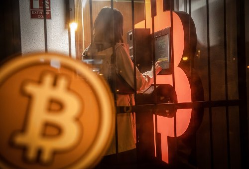 Bitcoin cuts gains and briefly turns negative amid regulation fears