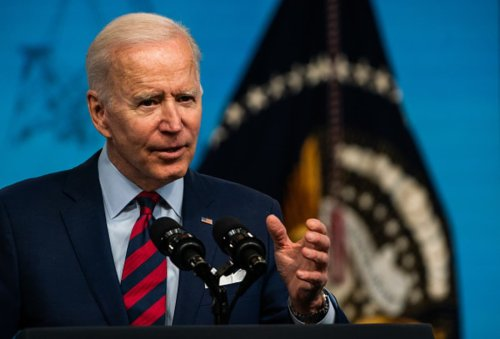 Biden has options beyond a corporate tax hike to pay for infrastructure, as negotiations get underway