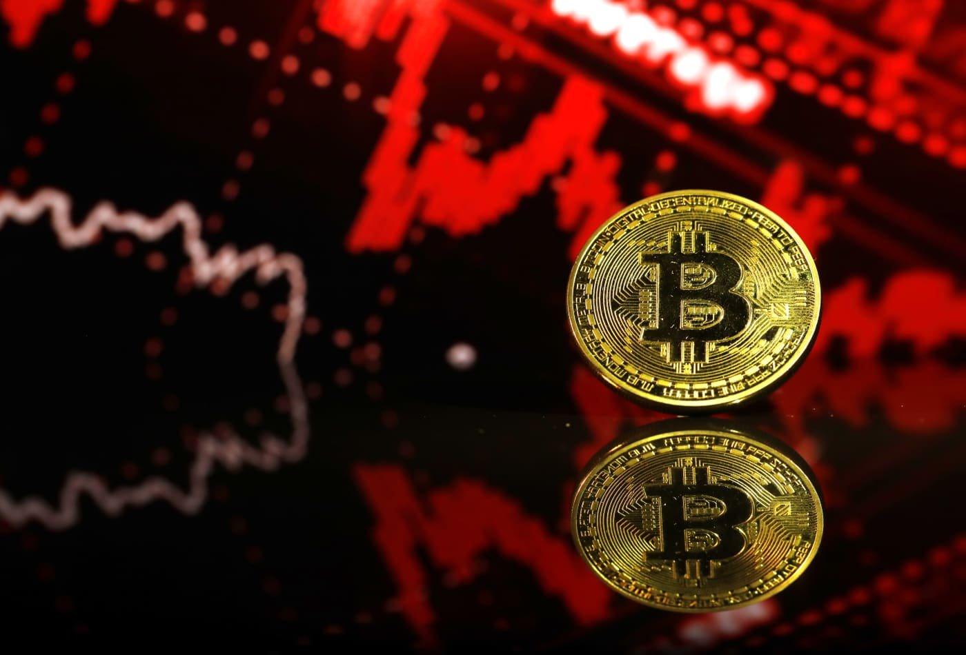 Bitcoin's wild ride - cover