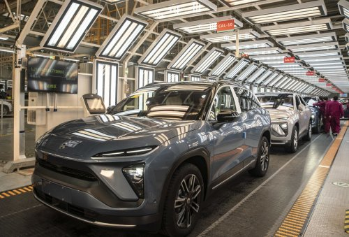Carmaker Nio is 'well positioned' to capture a lot of China's electric vehicle market, analyst says