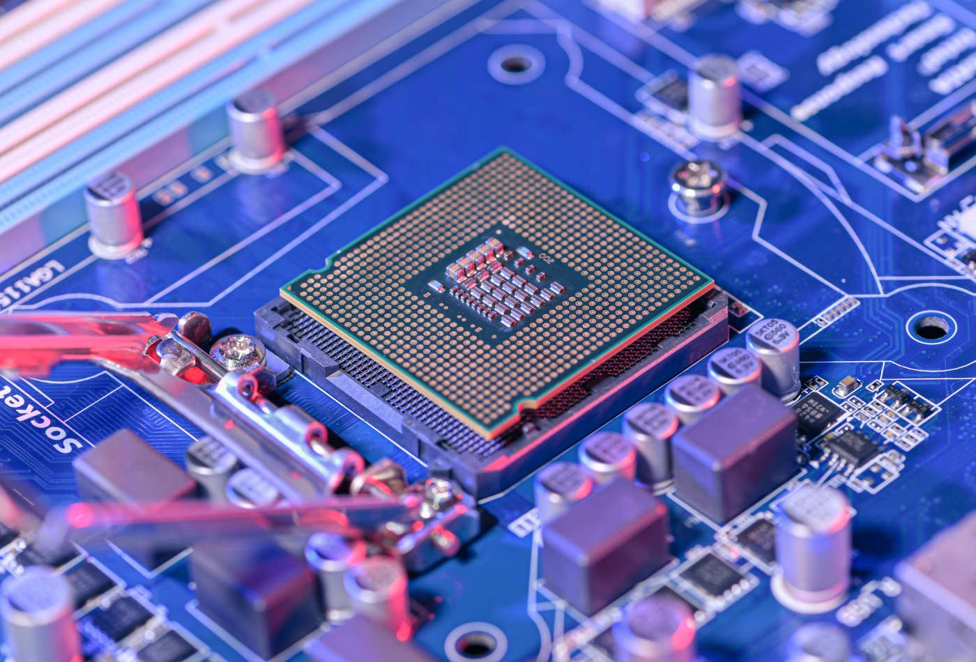 The Chip Shortage Is Driving Up Tech Prices