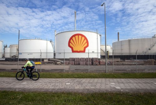 Dutch court rules oil giant Shell must cut carbon emissions by 45% by 2030 in landmark case