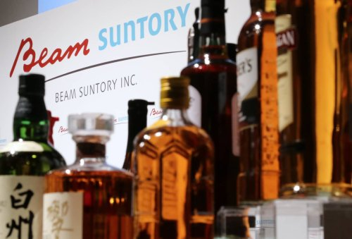 Beam Suntory and Boston Beer form venture to sell Sauza drinks, bring Truly to spirits