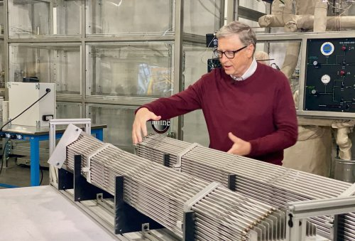 How Bill Gates' company TerraPower is building next-generation nuclear power