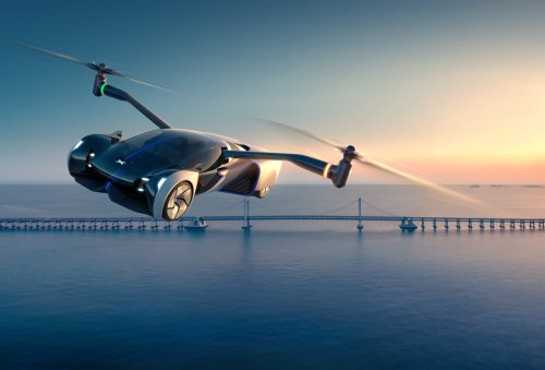 Chinese EV maker Xpeng touts flying car that can also operate on roads; plans for 2024 rollout