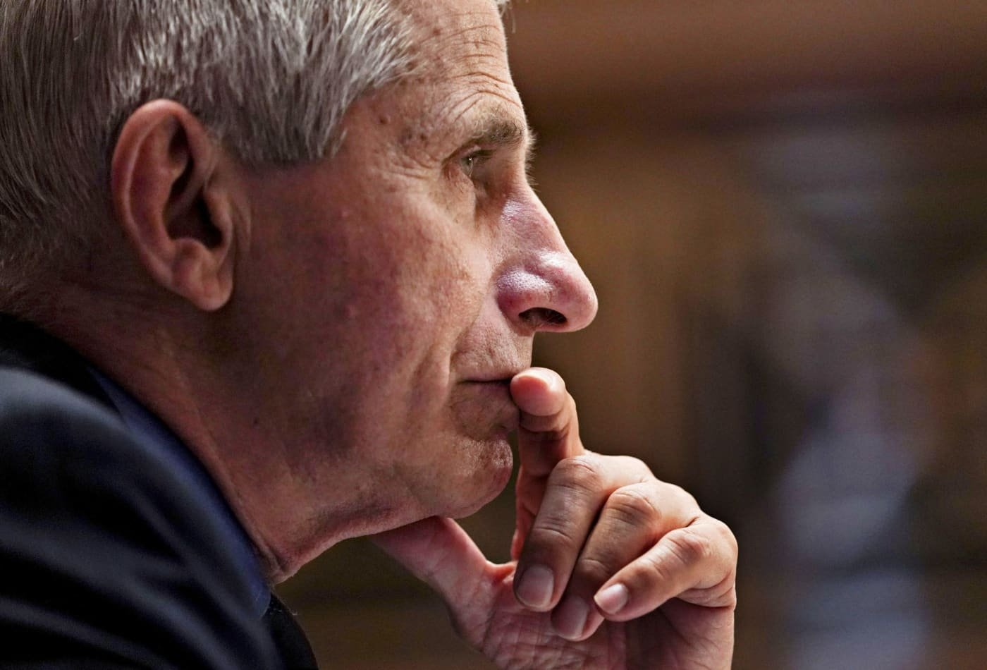 Third Covid vaccine shot for people with weakened immune systems 'very high priority,' Fauci says