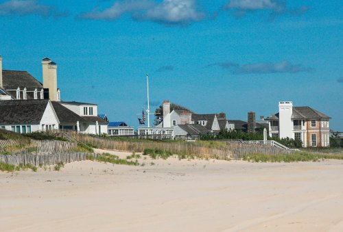 A house just rented in the Hamptons for $2 million for the summer