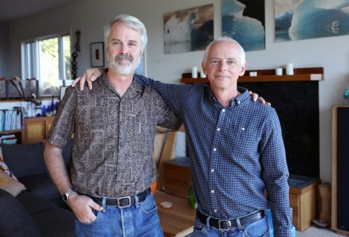 Tesla founders Martin Eberhard and Marc Tarpenning talk about the early days and bringing on Elon Musk