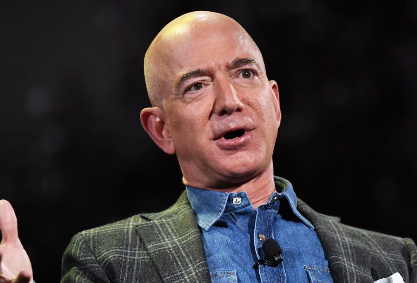 Amazon sets a new tone as Jeff Bezos era comes to an end