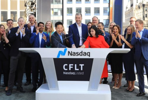 Confluent climbs 25% in Nasdaq debut after cloud software developer raises over $800 million in IPO