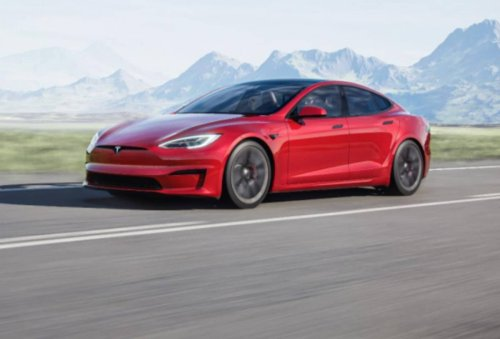 Elon Musk says Tesla officially canceled the Model S Plaid Plus
