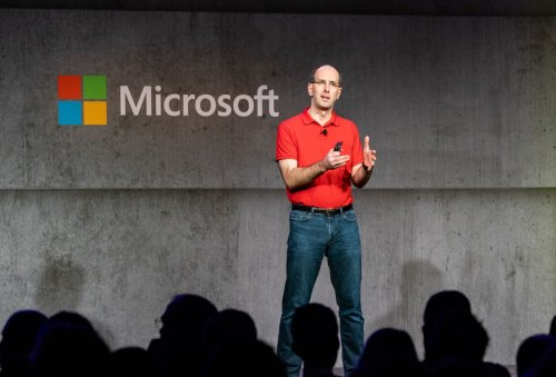 Microsoft's cloud boss says the company doesn't want to compete with doctors