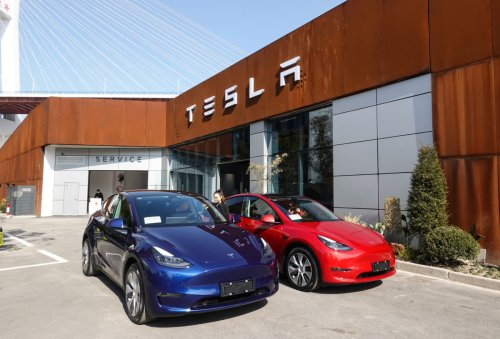 Goldman Sachs picks Tesla and 5 other stocks to play the electric vehicle boom