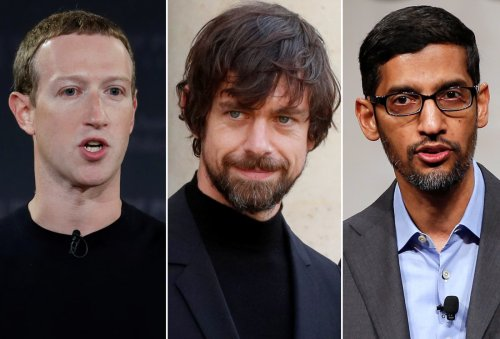 Here's what the CEOs of Facebook, Google and Twitter will tell Congress about fighting misinformation
