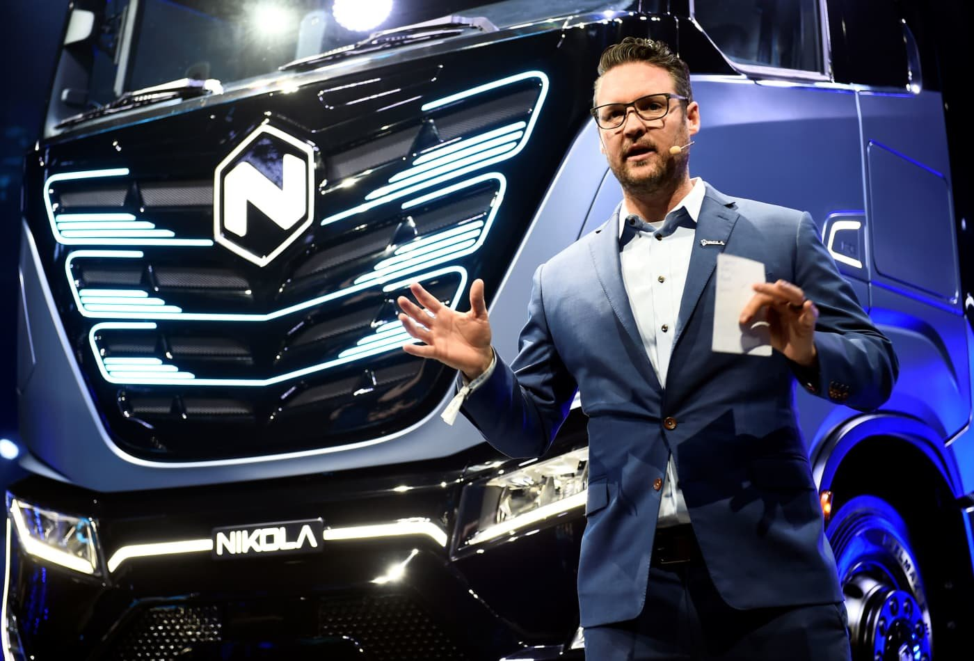 Nikola admits ousted chairman misled investors as legal costs mount