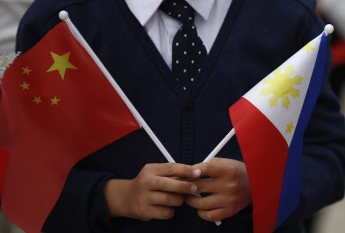 China urges 'basic manners' after Philippine foreign secretary slams Beijing in blunt tweet
