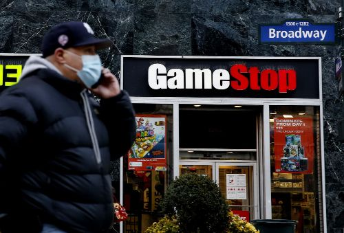 GameStop shares jump after retailer taps Chewy co-founder Ryan Cohen to lead e-commerce shift