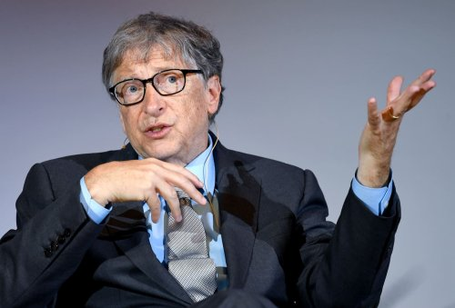 Trump probably should be allowed back on social media, Bill Gates says