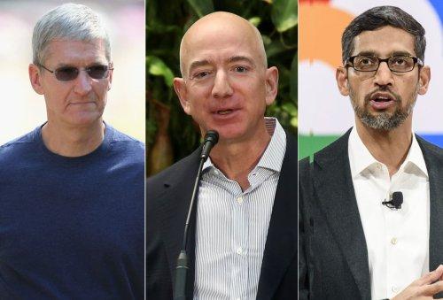 Lawmakers unveil major bipartisan antitrust reforms that could reshape Amazon, Apple, Facebook and Google