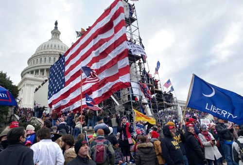 Third police officer, Gunther Hashida, dies by suicide after defending Capitol during riot by pro-Trump mob