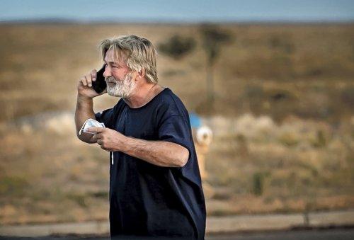 Alec Baldwin says 'my heart is broken' after prop gun he fired kills cinematographer on movie set