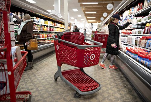 Americans are dining out again. Target wants to lure them to the grocery aisle with deals