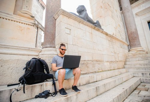This 35-year-old left the U.S. for Croatia: 'I live on $47 a day — here's a look at how I spend my time'
