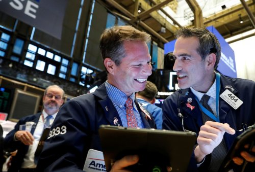 Dow bounces 200 points ahead of Fed decision as stocks try to shake September slump