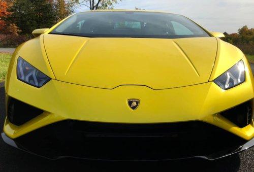 Lamborghini announces cautious plan for a fully-electric car by 2030