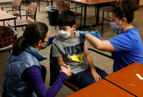 Pfizer says its Covid vaccine is safe and generates robust immune response in kids ages 5 to 11