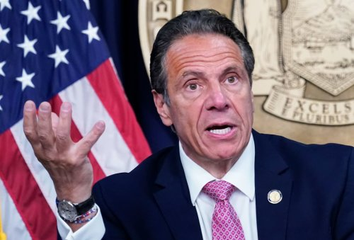 Former NY Gov. Cuomo charged with sex crime, months after resigning amid harassment probe
