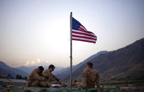 The end of the forever Afghan War