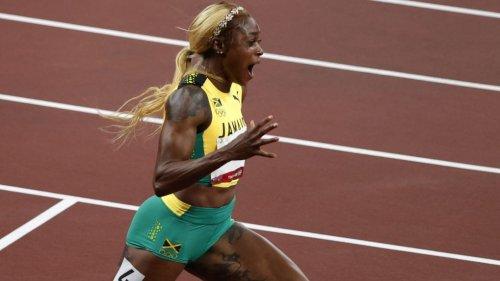 Tokyo Olympics: Elaine Thompson-Herah of Jamaica wins gold medal in women's 100 meters