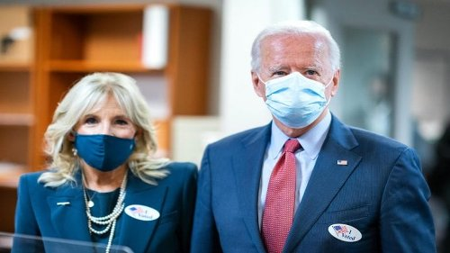 US President Biden greets Muslims on Ramzan
