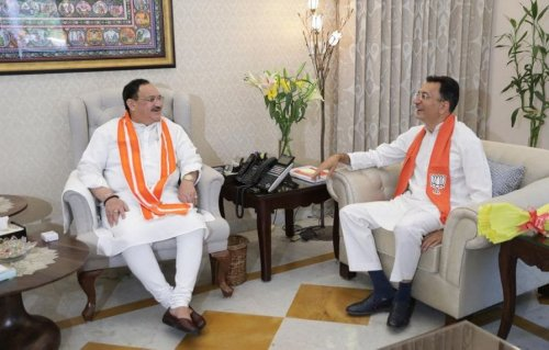 Beyond Binaries: Why the BJP inducts turncoats despite being an ideological party
