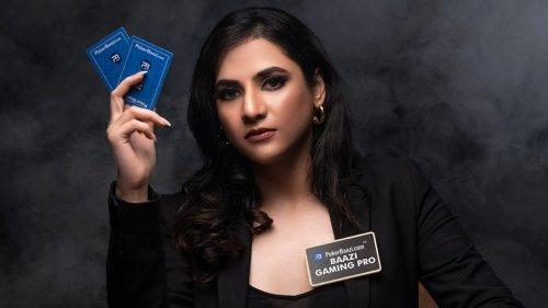 Ace Poker player Pratibha Arya Joins PokerBaazi As Baazi Gaming Pro