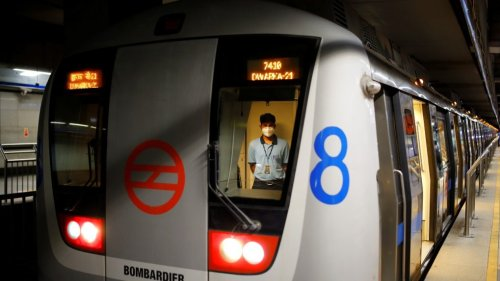 Delhi Metro trains operate with 100% seating capacity; standing not allowed in coaches