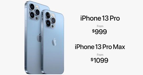iPhone 13 Pro, Pro Max already seeing some shipping delays into early October