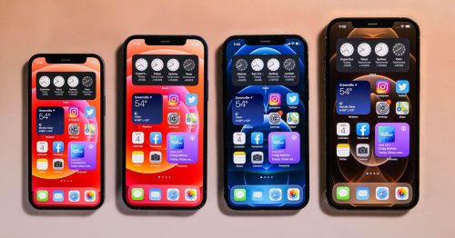 iPhone 12's four models compared: Differences between iPhone 12, Pro, Pro Max and Mini