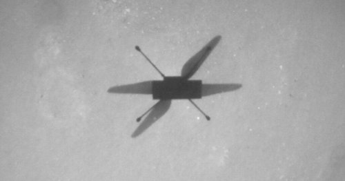 NASA Mars helicopter passes 1-mile mark on 'most complex flight yet'