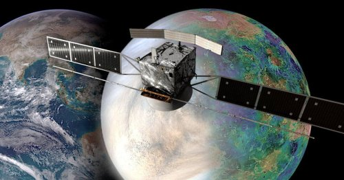 Europe joining NASA for Venus 'triple crown' probing the planet's mysteries