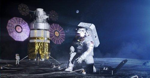 NASA report puts a damper on 2024 astronaut moon landing date